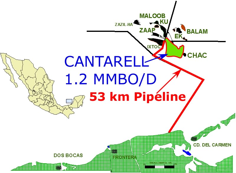 Cantarell Pipeline