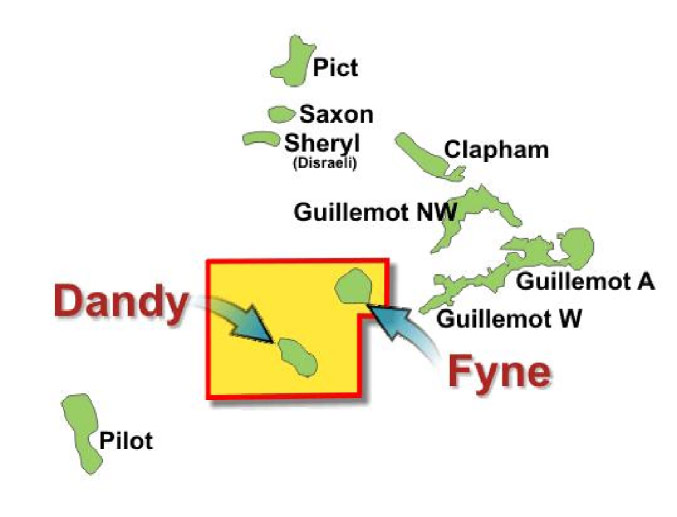 Fyne Field in North Sea