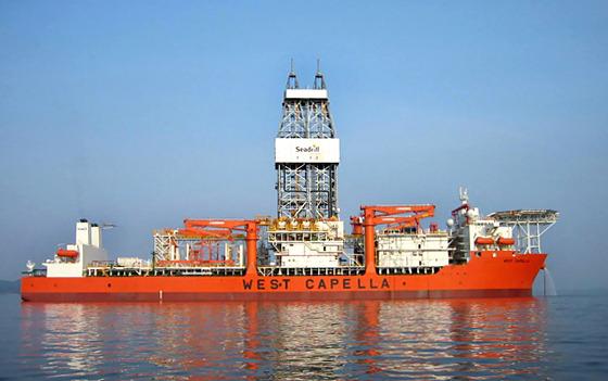 West Capella Drillship