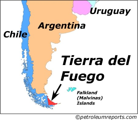 tierra del fuego 1 an archipelago at the southern tip of