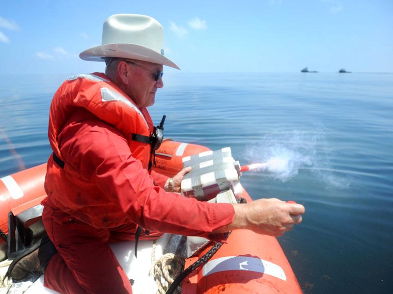 Jeff Cantrell, VP Elastec/American Marine Inc