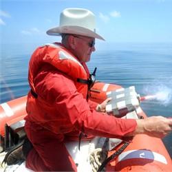 Jeff Cantrell,VP Elastec/American Marine