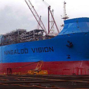 Ningaloo Vision FPSO