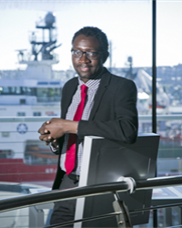 Dr. Ollie Folayan, Chair, AFBE-UK Scotland