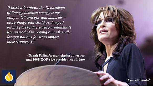 Sarah Palin For Energy Chief? Trump Considers Cabinet Nominees ...