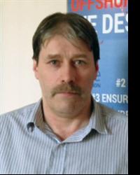 John Boland, Regional Officer, Unite