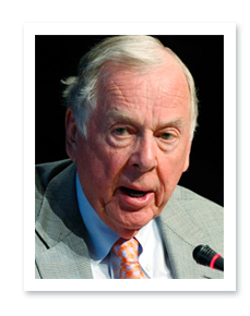 10 Self-Made Oil & Gas Billionaires: T. Boone Pickens