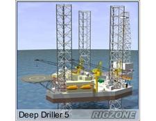 Deep Driller 5
