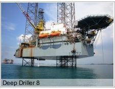 Aban Offshore Singapore http://www.rigzone.com/data/offshore_drilling_rigs/1402/Jackup/Aban_Offshore/Deep_Driller_8