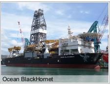 Ocean BlackHornet