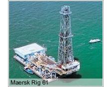 Maersk Rig 61