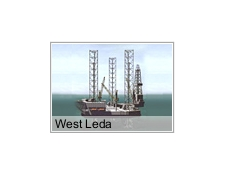 West Leda