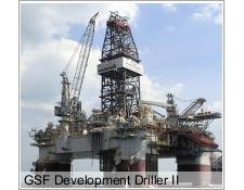 GSF Development Driller II