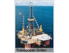 Transocean Driller