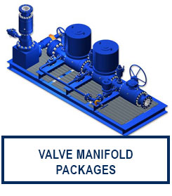 Manifold Skid Packages