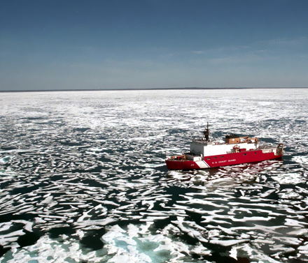 Oil Spill Response in Arctic