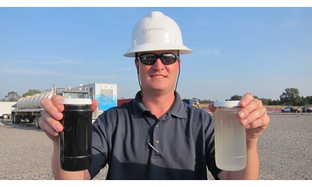 Ecosphere Offers Chemical-Free Water Treatment for Hydraulic Fracturing