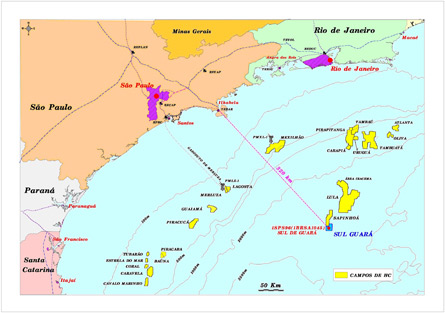 Petrobras Strikes Light Crude in Santos Basin