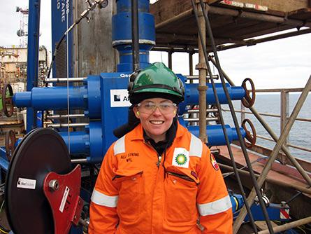 Women in Oil & Gas: BP's Allison Strong