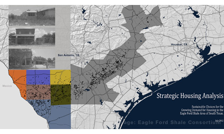 UTSA Study: Sustainable Housing Plan Needed for Eagle Ford