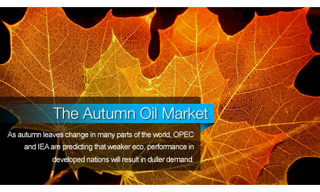 What's Happening in the Autumn Oil Market, Anyway?