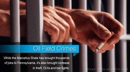 Crime Prevention Program Expands to Cover Marcellus Shale Activity