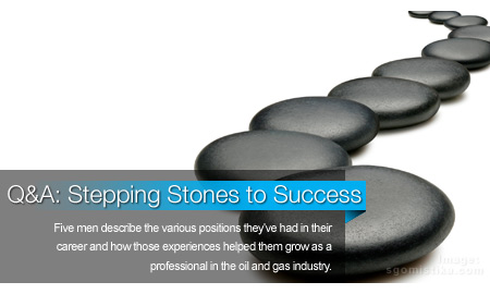 Q&A: Stepping Stones to Success for the Men of O&G