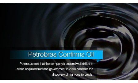 Petrobras Confirms Oil at Nordeste de Tupi