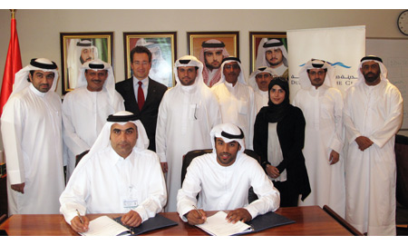 Dubai Maritime Locks in 25-Year Land Lease