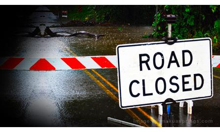 Road Blockades Prompt Cubiro Production Halt