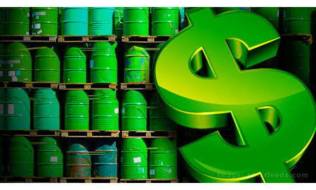EIA Lowers Oil Price Estimate, Posts Gulf Hurricane Shut-in Estimates