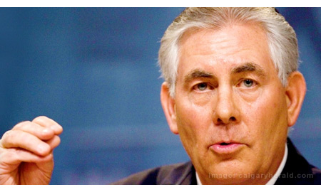 Exxon CEO: 'Losing Our Shirts' On Low Natural Gas Prices