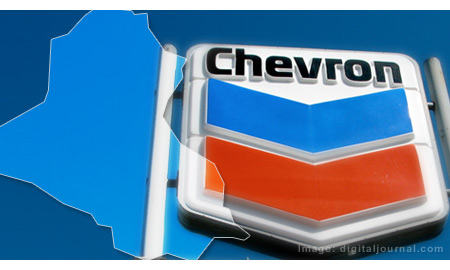 Oil Ministry: Chevron Barred from Deals in Central, Southern Iraq