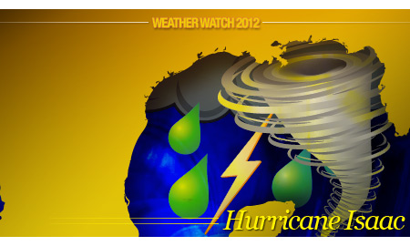 Gulf E&P Activity on Hold as Isaac Drenches Gulf