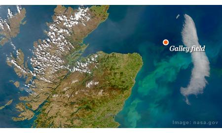 Confusion over North Sea Oil Sheen near Talisman Field