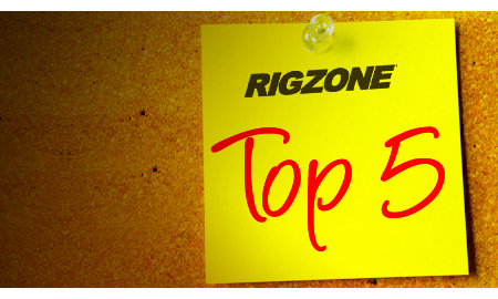 Top 5 Rigzone Staff Picks for 2012