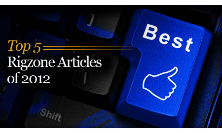 Top 5 Rigzone Articles of 2012
