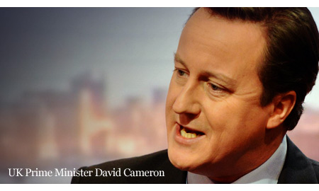 UK PM: In Amenas Hostage Crisis 'Ongoing'