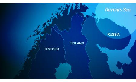 Barents Sea: All Eyes on Darwin
