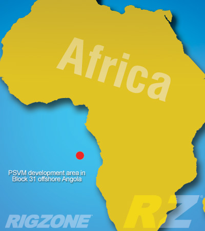 BP Turns On Taps Offshore Angola