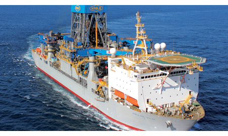 Noble, PXP Shake Hands on UDW Drillships for Gulf of Mexico