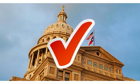 Texas Legislature OKs Bill for Oil-Impacted County Road Repairs