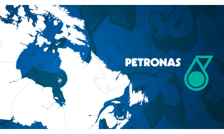 Petronas Plans to Invest $20B in Canada Gas Project