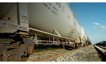 New Rail Facility to Open in Permian Basin