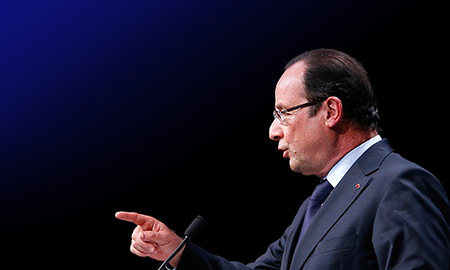 French President Rules Out Shale Gas Exploration