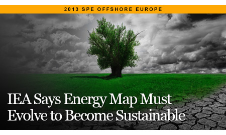 IEA Says Energy Map Must Evolve to Become Sustainable