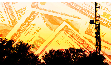 Massive Spending Ahead As Industry Develops US Shale