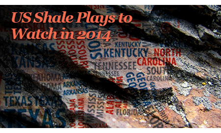 DrillingInfo CEO Allen Gilmer talks with Rigzone about shale plays to watch in the United States in 2014 and beyond.