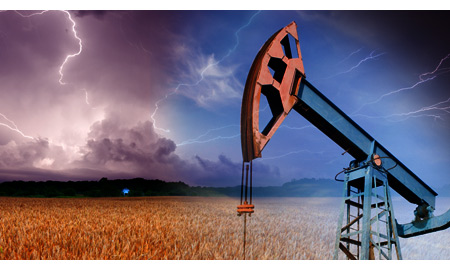 Apache Corp Says Severe Weather Hurt US Output