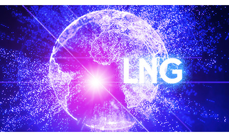 Study: Natural Gas Globalization in Process